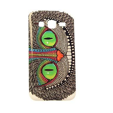 olhos de coruja paingting caso TPU para Samsung Galaxy i9082 / i9080 / i9060 / i9062 / i9063