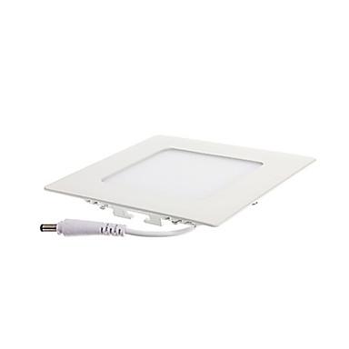 3000-3200/6000-6500lm Φωτιστικό Πάνελ 30 LED χάντρες SMD 2835 Θερμό Λευκό Ψυχρό Λευκό 85-265V