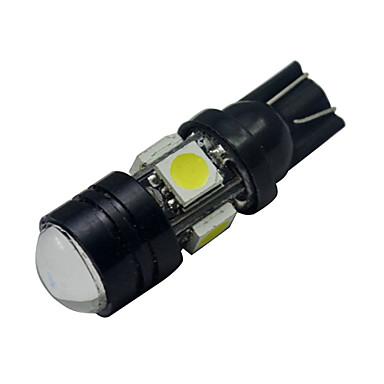 1pc 3 W 250-280 lm 5 LED Boncuklar SMD 5050 Serin Beyaz 12 V