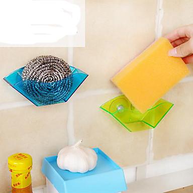 1шт Полки и держатели Пластик Прост в применении Кухонная организация