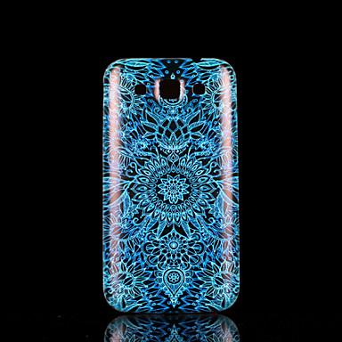 hoesje Voor Samsung Galaxy Samsung Galaxy hoesje Patroon Achterkant Mandala PC voor Win