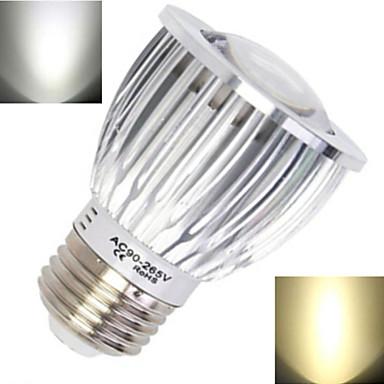 2,5 W 210-250 lm E26/E27 LED Λάμπες Σφαίρα 1LED leds COB Θερμό Λευκό Ψυχρό Λευκό AC 85-265V