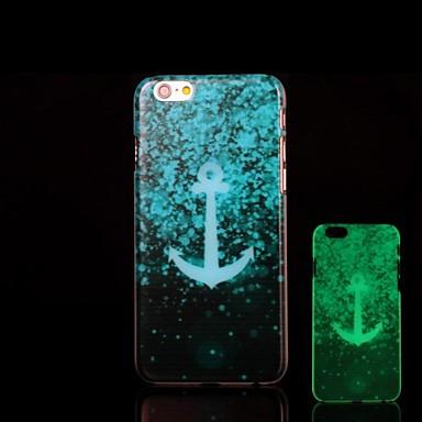 Πίσω Κάλυμμα - Γραφικά/Πρωτότυπη/Φωσφορίζει στο Σκοτάδι - για iPhone 6 Plus Πλαστικό)