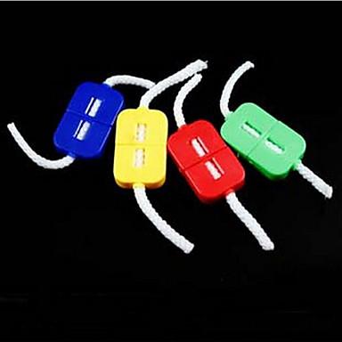 enkel närbild magi rekvisita leksaker brutna rep reduktion
