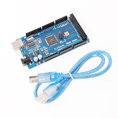 verbeterde versie mega2560 ontwikkeling board voor Arduino compatibele