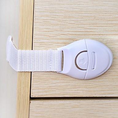 Κλειδαριές & Ιμάντες για Ντουλάπια Πλαστική ύλη For Ασφάλεια Όλες οι ηλικίες Μωρό