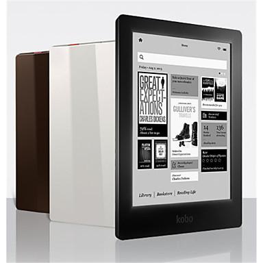 kobo aura hd yüksek net ekran koruyucusu / h2o 6.8