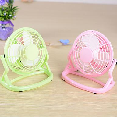 1 usb ventilator (willekeurige kleur)