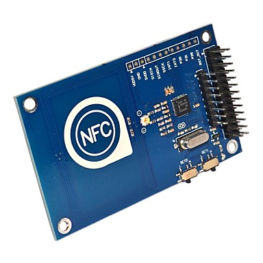 A for Arduino 13 56mHz PN532 Compatible With Raspberry Pie Board NFC Card  Reader Module