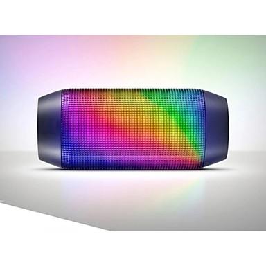 Ασύρματα ηχεία Bluetooth 2.1 Κανάλι Φορητό Για Υπαίθρια Χρήση Mini Φως LED