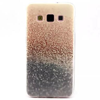 Capinha Para Samsung Galaxy Samsung Galaxy Capinhas Estampada Capa traseira Cores Gradiente TPU para A5