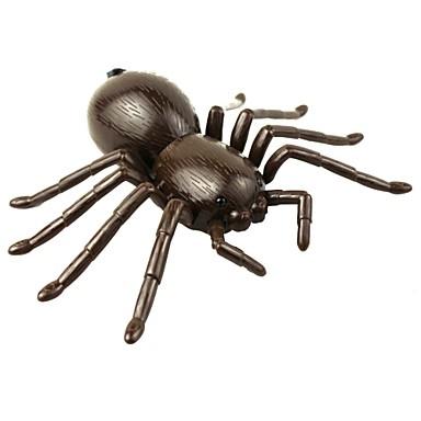 Farces et Attrapes Télécommande Animal Jouet SPIDER Creepy-crawly Simulation Cadeau
