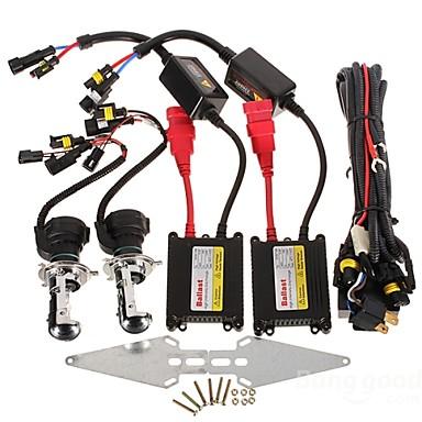 voordelige Autokoplampen-2pcs H4 Automatisch Lampen 35W 3200lm HID Xenon Koplamp For Honda / Toyota