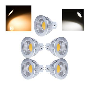 50-150 lm LED Σποτάκια MR16 1 leds COB Θερμό Λευκό Ψυχρό Λευκό AC 220-240V