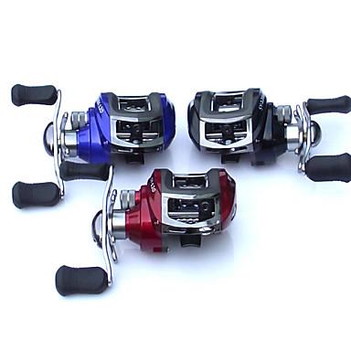 Molinetes de Pesca Molinetes de Isco 6.3:1 11 Rolamentos Destro Pesca de Mar / Pesca de Água Doce / Pesca Baixa - SY120 Brand New
