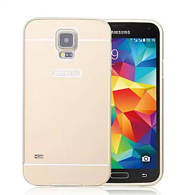 Για Samsung Galaxy Θήκη Ανθεκτική σε πτώσεις tok Πίσω Κάλυμμα tok Μονόχρωμη PC Samsung S5