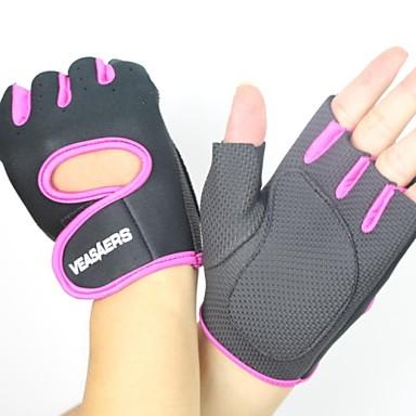 Activiteit/Sport Handschoenen Fietshandschoenen Draagbaar Ademend Slijtvast Tactisch Vingerloos Gaas Fietsen / Fietsen Fitness Motorsport