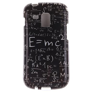 caso macio função fórmula de design TPU para samsung s7562 tendência Duos