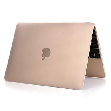 2015 nieuwste hoge kwaliteit effen kleur full body matte case voor de MacBook 12