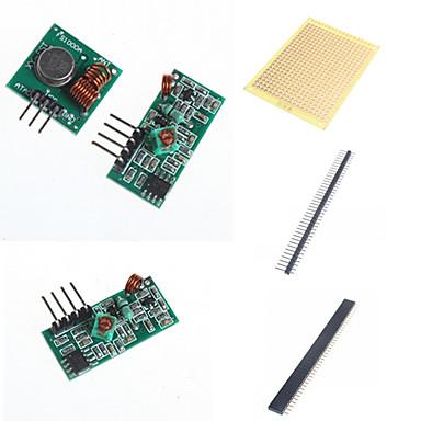 315M sem fio acessórios de módulo transmissor para arduino