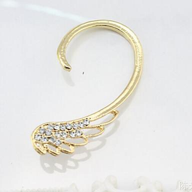 Punhos da orelha Pedras dos signos Liga Prata Dourado Jóias Para Casamento Festa Diário Casual 1peça