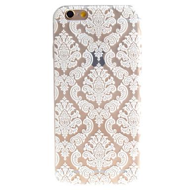 drukpatroon geschilderd slanke TPU materiaal telefoon Case voor iPhone 6 / 6s
