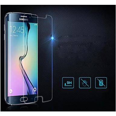 Προστατευτικό οθόνης Samsung Galaxy για S6 edge Σκληρυμένο Γυαλί Προστατευτικό μπροστινής οθόνης Κατά των Δαχτυλιών