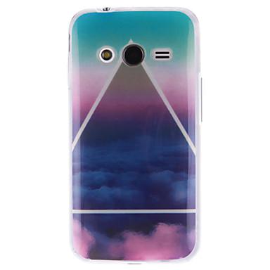 Για Samsung Galaxy Θήκη Με σχέδια tok Πίσω Κάλυμμα tok Τοπίο TPU Samsung Ace 4