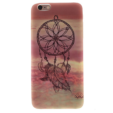 windbell design tpu soft cover voor iphone iphone 6 plus iphone hoesjes