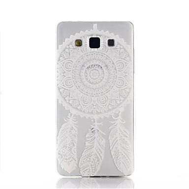tok Για Samsung Galaxy Samsung Galaxy Θήκη Διαφανής Με σχέδια Πίσω Κάλυμμα Ονειροπαγίδα TPU για A5