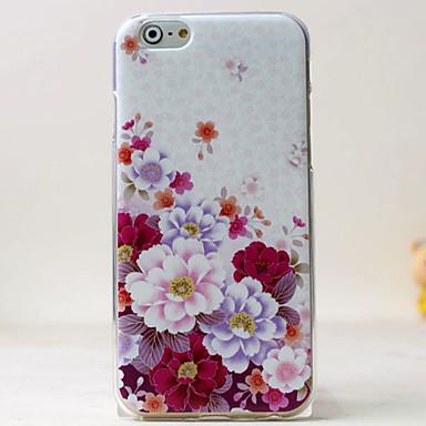 Για Θήκη iPhone 5 Με σχέδια tok Πίσω Κάλυμμα tok Λουλούδι Μαλακή TPU για iPhone SE/5s iPhone 5