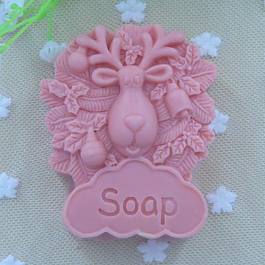 ζώο πρόβατα φόρμα κέικ φοντάν σαπούνι μούχλα σοκολάτα σιλικόνη, τα εργαλεία διακόσμησης bakeware