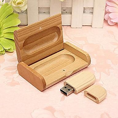 υπέροχο ξύλο μοντέλο μνήμης USB 2.0 8GB δίσκο driveu στυλό μονάδα flash drive αντίχειρα