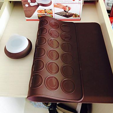 1pç Inovador Bolo Plástico Alta qualidade Moldes de bolos