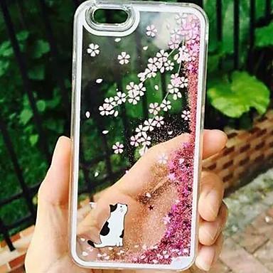 tok Για iPhone 5 Apple Θήκη iPhone 5 Με σχέδια Πίσω Κάλυμμα Γάτα Σκληρή PC για iPhone SE/5s iPhone 5