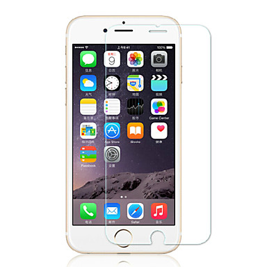 Screenprotector Apple voor iPhone 6s Plus iPhone 6 Plus Gehard Glas 1 stuks Voorkant screenprotector Explosieveilige