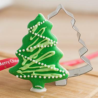 Νεωτερισμός Μπισκότα Ανοξείδωτο Ατσάλι Κέικ & Cookie Cutter