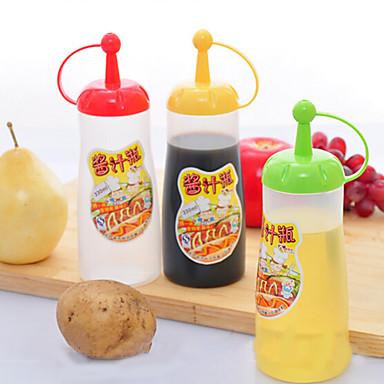 condiment huile sauce ketchup flacon souple de moutarde avec bouchon en plastique couleur. Black Bedroom Furniture Sets. Home Design Ideas