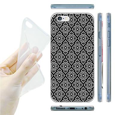 iPhone Custodia disegno Plus retro 03824019 TPU Ultra iPhone Plus iPhone Fantasia 6 per e 6 sottile Per iPhone Apple 6s Nero Per iPhone 6s 6 bianco Morbido Plus SwI7vxrSq