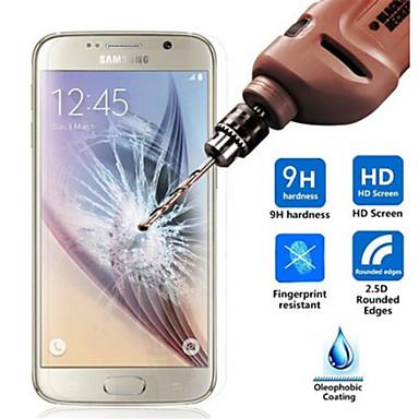 Screenprotector voor Samsung Galaxy A7 Gehard Glas Voorkant screenprotector Anti-vingerafdrukken