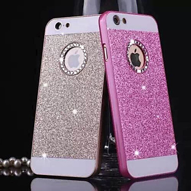 diamant bling glitter Cover Case met gat voor de iPhone 4 / 4s