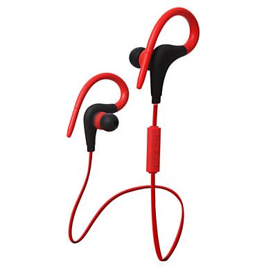 Στο αυτί Ασύρματη Ακουστικά Κεφαλής Πλαστική ύλη Αθλητισμός & Fitness Ακουστικά Με Έλεγχος έντασης ήχου / Με Μικρόφωνο / Απομόνωση θορύβου