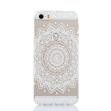 zonnebloem patroon harde achterkant van de behuizing voor de iPhone 5 / 5s