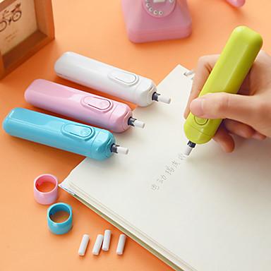 Suprimentos de correção Caneta Marcadores apagáveis Caneta,Plástico Barril cores de tinta For material escolar Material de escritório