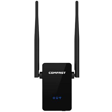 Comfast wifi extender repeater 300Mbps 2,4 Ghz 2 Wifi Range Extender Draadloze toegangspunten Wifi-extenders CF-WR302S