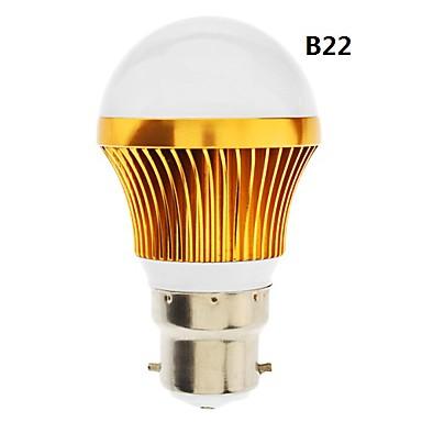 GU10 / B22 / E26/E27 6 W 12 SMD 5730 540 LM Warm wit / Natuurlijk wit A50 Bollampen AC 85-265 V