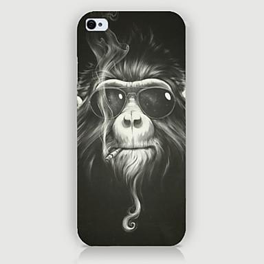 de gorilla patroon telefoon achterkant van de behuizing dekking voor iphone5c iphone gevallen