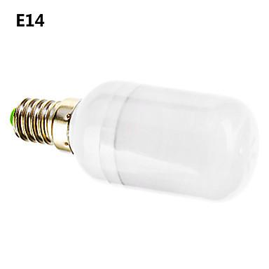 SENCART 120-140 lm E14 G9 GU10 E12 B22 E26/E27 LED-spotlampen 15 leds SMD 5730 Warm wit Koel wit AC 220-240V