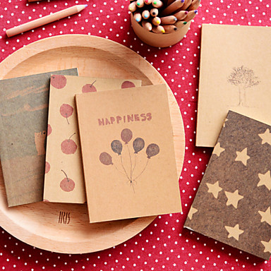 Schattig - Papier - Creative Notebooks