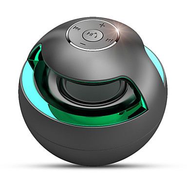 alto-falantes sem fio Bluetooth 2.1 CH Portátil / Exterior / Luz LED / Bult-in mic